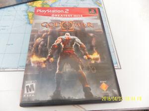 PS2 God Of War 2