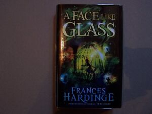 A FACE LIKE GLASS FRANCES HARDINGE 1st/1st UK edition signed-lin