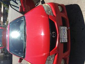 2007 Mazda Protege Gas saver Hatchback