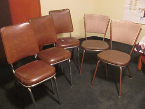 chairs: 1 for $5.00 or all 5 for $15.00