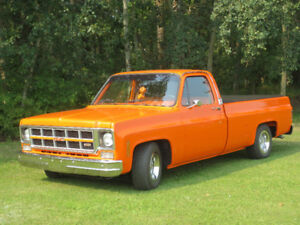 1979 GMC truck 1/2 pickup truck REDUCED