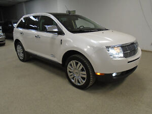 2009 LINCOLN MKX LTD AWD! WHITE ON BLACK! SPECIAL ONLY $15,900! Edmonton Edmonton Area image 2