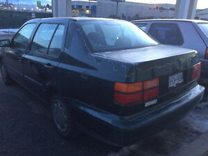 4 door Automatic Volks Wagon Jetta