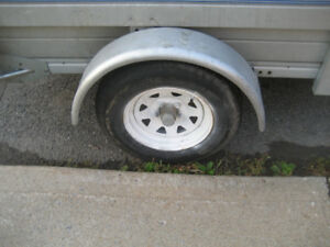 Want to buy galvanized fender and ramps for my trailer