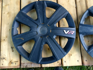 Missing wheel cover?