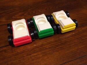 Vintage Fisher Price Little People Cars Strathcona County Edmonton Area image 2