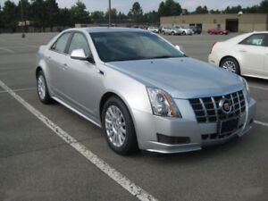 2013 Cadillac CTS 4 AWD Sedan Sunroof only 88,000 Low Kms
