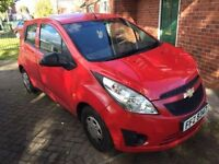 2011 Chevrolet Spark Plus 1.0 Petrol. £30 TAX Like Corsa,fiesta,polo