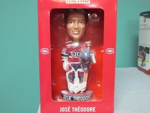 Jose Theodore Bobblehead West Island Greater Montréal image 1