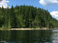 Lakefront cabin/cottage Mabel Lake