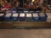 TONS OF RECORDS DVDS CDS VIDEOGAMES  OTTERVILLE SAT OCT 10