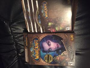 World of Warcraft + the burning crusade - both for $20