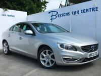 2013 63 Volvo S60 1.6 D2 ( 115bhp ) SE Lux Manual Diesel for sale in AYRSHIRE