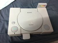 PS1 Audiophile console + Smart Cartridge
