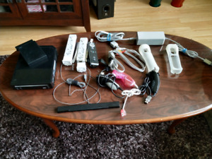 Wii - Modded with Homebrew