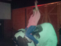 Mechanical Bull & DJ for your party