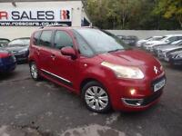 2010 60 CITROEN C3 PICASSO 1.6 PICASSO EXCLUSIVE HDI 5D 90 BHP DIESEL