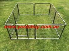 Heavy duty Pet Dog Playpen Puppy Fence Kennel Run Enclosure cage Oakleigh Monash Area Preview