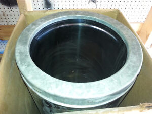 insulated chimney 10''