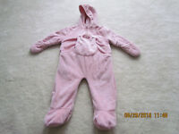THE WONDERFUL WORLD OF DISNEY PRAMSUIT/SNOWSUIT