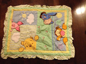 Crib Bedding: Winnie the Pooh
