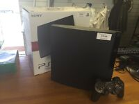 PS3 160gb Boxed + 3 Months Warranty
