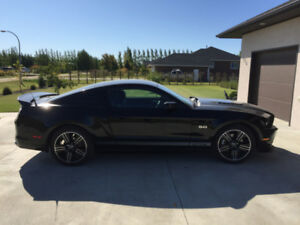 2013 Mustang GT california special