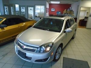 2008 Saturn Astra XR NO ACCIDENTS, PANORAMIC SUNROOF 1 YEARWARRA