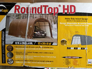 2 Portable Garage / Shelter / Tent Brand New in The Box