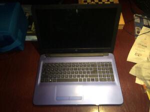 HP Notebook 15 Laptop (2 weeks old)