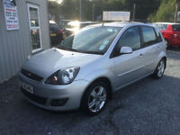 2007 Ford Fiesta 1.25 2007.25MY Zetec Climate