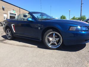 1999 Ford Mustang Leather Convertible