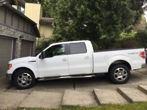 2009 Ford F-150 Lariat 4x4 Crew Cab, Fully Loaded