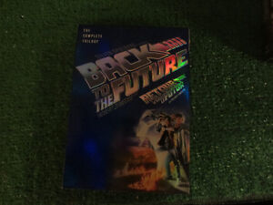 Back to the Future 3 DVD set