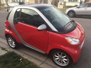 2009 smart  fortwo passion fully loaded