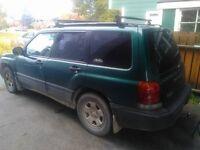 1998 Subaru Forester AWD