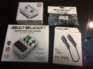 COMPLETE BEAT BUDDY SET-UP- essentially brand new