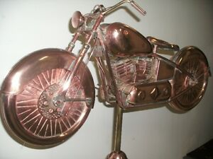 Weather Vane, Harley, Vintage