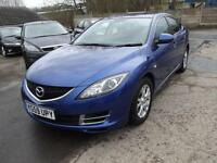Mazda Mazda6 2.2TD ( 125ps ) TS 5 DOOR HATCH WITH SERVICE HISTORY