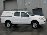 Toyota Hilux HL2 2.5i D4-D Double Cab With Canopy No Vat NOW SOLD