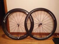 Bontrager Aeolus Carbon Tubular Road Wheelset
