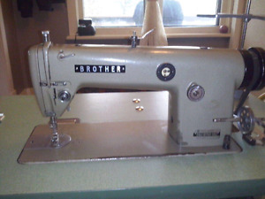 Industrial sewing machine-brother