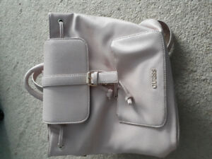 Guess Pink Backpack