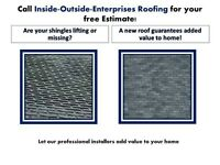 CANADIAN FAMILY-OWNED ROOFING COMPANY. Free estimates!