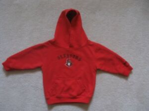 Ottawa Senators Reebok Baby Hooded Sweater