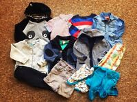 Baby boy clothes bundle 12-18 months Ted baker Ralph Lauren Next