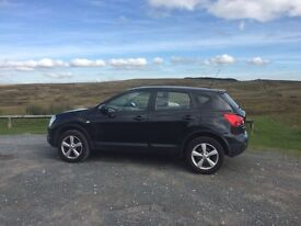 2009 NISSAN QASHQAI 1.5DCI ACENTA WELL LOOKED AFTER
