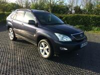 Lexus RX 300 3.0 auto SE Sat/Nav Grey Leather Glass Sunroof Service History.