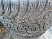 4---235/70R16 Winter Claw Extremes