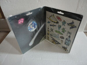 Brand new magnetic creations Outer Space wall hanging kit London Ontario image 2